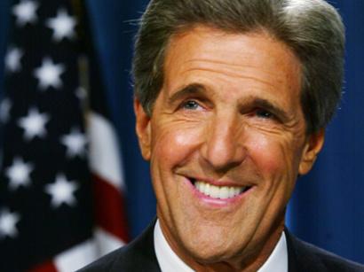 صور: كيري يدعم حظرا جويا على ليبيا / سياسة