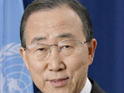 عکس: دبیر کل سازمان ملل: ساکنان مناطق مناقشات طولانی می توانند به حمایت سازمان ملل امیدوار باشند / سیاست