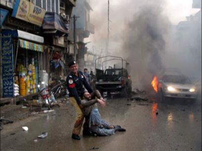 """صور: 9 قتلى بهجوم لـ """"طالبان"""" على المجلس الثقافي البريطاني بكابول / أحداث"""
