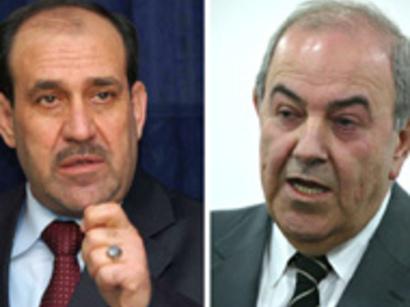 صور: قائمة علاوي تتحدث للمرة الأولى عن تحالف مع المالكي لمنع المحاصصة / العراق