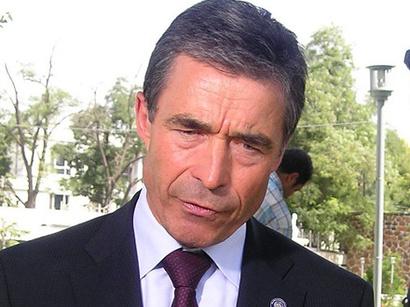 عکس: دبیر کل ناتو:  ناتو قصد دارد تا سال 2014 به دولت افغانستان مسئولیت تضمین امنیت را ارائه کند / افغانستان