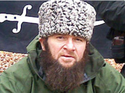 عکس: دوکو عمراف مسئولیت حمله تروریستی در فرودگاه دامودیدووا را بر عهده گرفت / روسیه