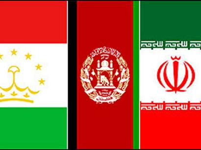 عکس: افغانستان، ایران و تاجیکستان 'طرحهای مشترک را بررسی کردند' / ایران