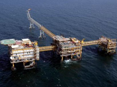 Iran begins oil recovery from South Pars