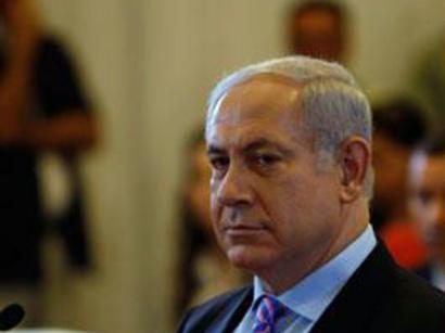 عکس: نتانیاهو: توافق موقت با رام الله را منتفی نمی دانم / اسرائیل