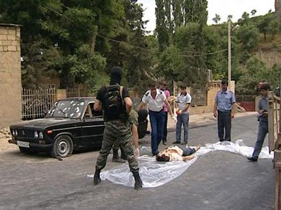صور: إصابة مفتي تتارستان بجروح اثر تفجير سيارته ومقتل نائبه قرب منزله / أحداث