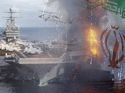 عکس: فرمانده نیروی دریایی ایران: به خط تماس اضطراری با آمریکا نیاز نیست / ایران