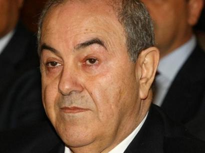 صور: علاوي: واشنطن تريد للعراق رئيسا للوزراء ترضاه إيران / سياسة