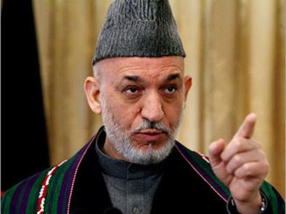 """عکس: کرزی: """"طرف گفتگوی ما پاکستان خواهد بود نه طالبان"""" / کشورهای دیگر"""