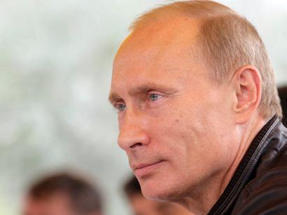 صور: بوتين يفوز برئاسة روسيا حاصدا حوالى 64% من الاصوات  / سياسة