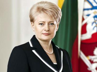 صور: رئيسة ليتوانيا : حل نزاعات مطولة امر ذو اهمية بالغة بالنسبة لمنظمة الامن والتعاون في اوربا / نزاع ناغورني كاراباخ