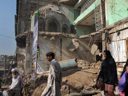 صور:  قتلى بهجوم على قنصلية أميركية بأفغانستان  / أحداث