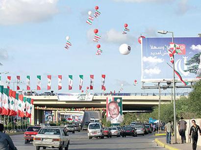 عکس: محمود احمدی نژاد وارد بيروت شد / ایران
