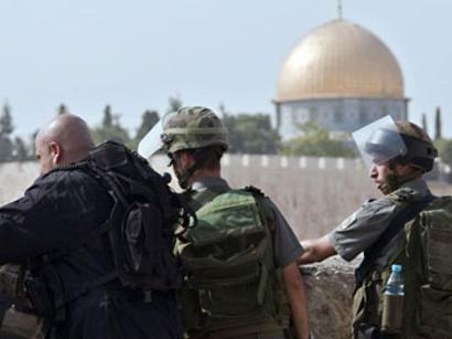 صور: تأهب إسرائيلي بالقدس بعد ليلة من المواجهات / العلاقات الاسرائيلية العربية