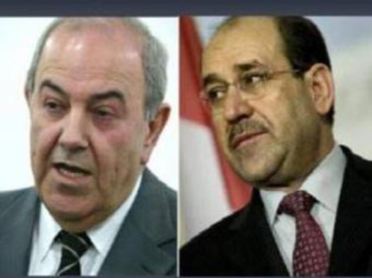 صور: اتفاق بين علاوي والمالكي ينهي أزمة تشكيل الحكومة / العراق