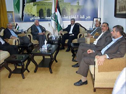 """عکس: آریل کوئن: توافق بین """"فتح"""" و """"حماس"""" به معنی امتناع از مذاکرات صلح با اسرائیل است / سیاست"""
