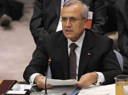 صور: سليمان يعتبر الحكومة مستقيلة ويطالبها بتصريف الاعمال لحين تشكيل اخرى جديدة / سياسة