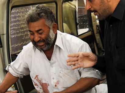صور: طالبان تهاجم السفارة الأمريكية ومقرا تابعا لحلف الأطلسي في كابول / أحداث