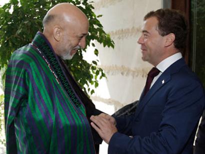 عکس: روسیه و افغانستان قرارداد همکاریهای اقتصادی و تجاری امضا کردند / اخبار تجاری و اقتصادی