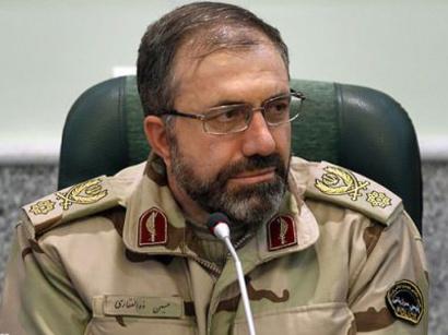 عکس: سردار حسین ذوالفقاری: ایران اقدامات مبارزه با قاچاق مواد مخدر را افزایش داده است (تکمیلی) / سیاست