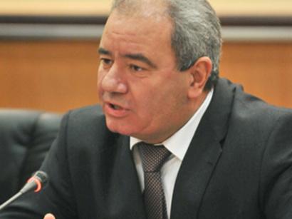 عکس: علی عباس اف: درآمدهای بخش فناوری اطلاعات و ارتباطات آذربایجان به دو برابر بیشتر از شاخص های متوسط جهانی است / ارتباطات تلفنی