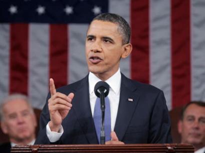 عکس: اوباما: از ایران خواسته ایم هواپیمای بدون سرنشین را برگرداند / ایران