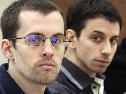 صور: محامي أمريكيين أدينا بالتجسس في إيران يؤكد الإفراج عنهما خلال ساعات / سياسة