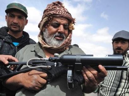 صور: شبح أفغانستان يحوم فوق مستقبل ليبيا / سياسة