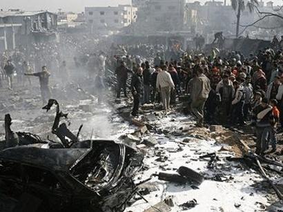 صور:  غارات إسرائيلية على غزة تخرق التهدئة  / أحداث