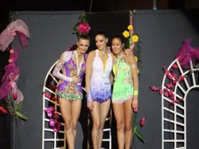 عکس: ژیمناستهای آذربایجانی برنده سه مدال در ترکیه و یک مدال در فرانسه شدند / اجتماعی