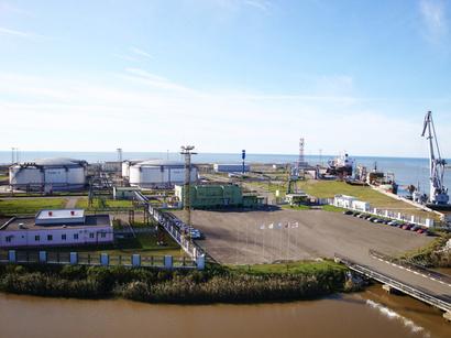 صور: ميناء كوليفي للنفط يشترك في تطوير البنية التحتية في جورجيا / توليد الطاقة