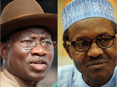 صور: تقدم جوناثان برئاسيات نيجيريا / سياسة