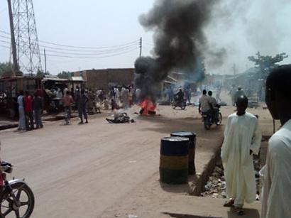 صور: نيجيريا تحصي قتلاها بعد الانتخابات / سياسة
