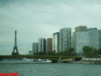 عکس: معرفی فرصتهای اقتصادی و تجاری آذربایجان در پاریس / اخبار تجاری و اقتصادی