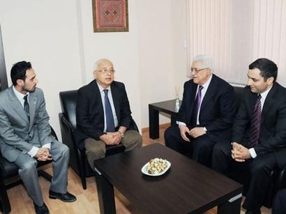 صور:  عباس: مشاورات تشكيل الحكومة ستبدأ قريبا  / سياسة