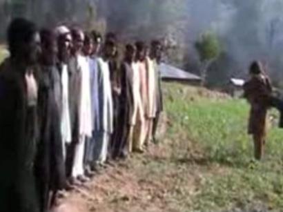 عکس: کلیپ ویدیویی کشته شدن ۱۶ پلیس پاکستانی 'اصل' است / کشورهای دیگر
