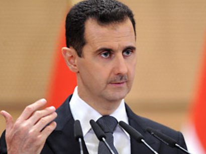 """صور: مصادر: الأسد سيلقي """"خطاب الحل"""" قريبا يعكس خارطة لحل الأزمة السورية / سياسة"""