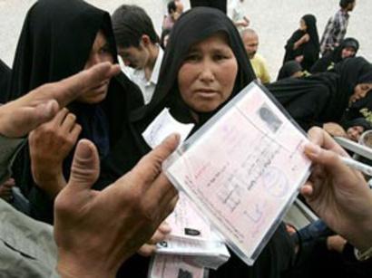 عکس: بیش از ۲۰۰ هزار تبعه افغانستان ایران را ترک کردهاند / افغانستان