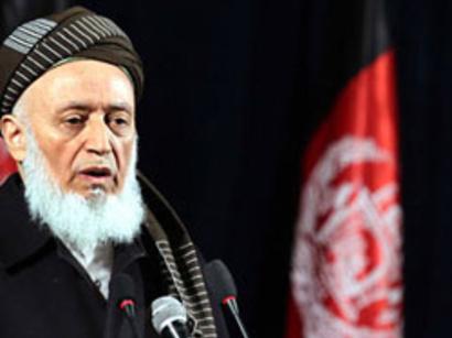عکس: محکومیت بین المللی ترور برهان الدین ربانی / افغانستان