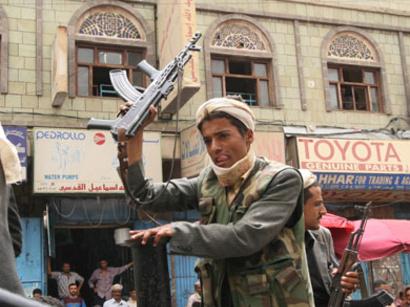 """صور: مراسل الجزيرة: قتلى في غارات جوية على مواقع لأنصار الشريعة و""""القاعدة"""" في أبين جنوب اليمن  / أحداث"""