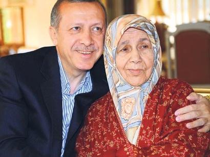 عکس: درگذشت مادر نخست وزیر ترکیه  / ترکیه