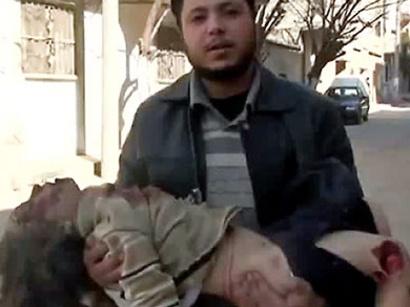 صور: حمص تحت النار والجيش الحر يحذر  / سياسة