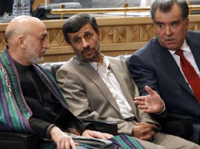 عکس: امضای توافق نامه احداث خطوط مواصلاتی و انتقال انرژی بین ایران، تاجیکستان و افغانستان / ایران