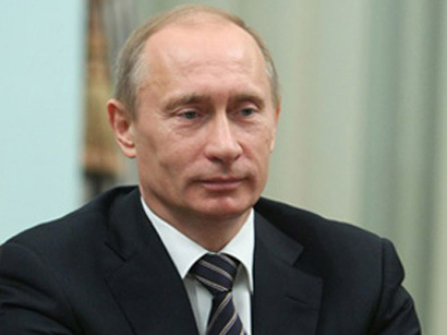 عکس: رئیس جمهوری روسیه موفقیت تیم ملی کشورش در بازیهای اروپایی باکو را تبریک گفت  / آذربایجان