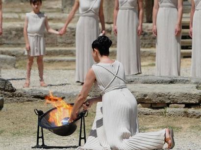 عکس: امروز در المپیک لندن ۹ ورزشکار ایرانی و ۳ ورزشکار تاجیک رقابت میکنند / ایران