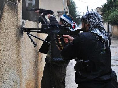 عکس: اعمال موج تازه تحریم های آمریکا علیه حکومت سوریه / آمریکا