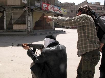 عکس: نیویورک تایم: ایران از طریق عراق به سوریه کمک نظامی میکند / کشورهای عربی