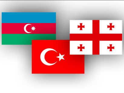 عکس: آذربایجان، ترکیه و گرجستان رزمایش مشترک برگزار می کنند  / سیاست