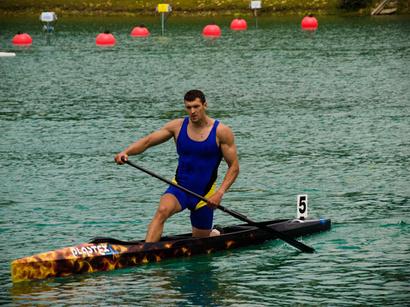 صور: لاعب اذربيجاني يحصد فضية الالعاب الاوروبية الاولى  / مجتمع