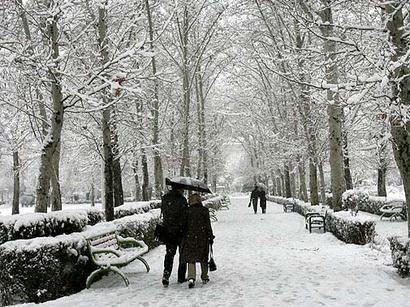 عکس: 22 استان درگیر سیل، برف و کولاک / حوادث